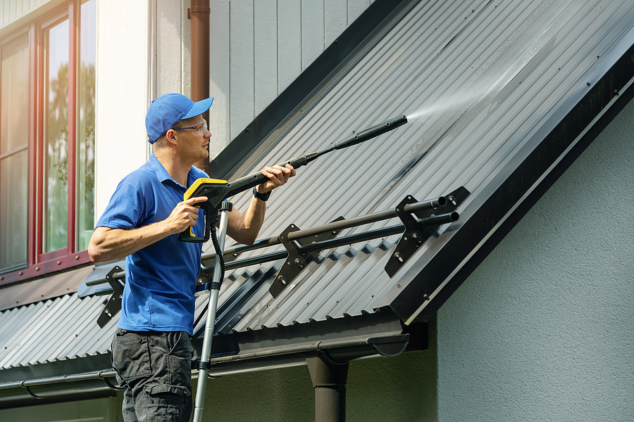 roof cleaning vancouver wa